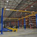 Morris Material Warehouse interior