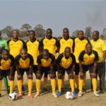 Benoni South African Police Services Soccer Team