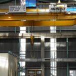 Bosch Projects Facility Morris Crane