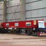 Eighteen ABUS Crane Systems at a South African manufacturer of cabs and operator cabins