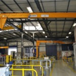 Morris Cranes at Voith Turbo South Africa