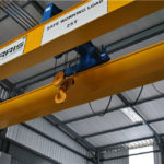Morris Material Hoist at Voith Turbo South Africa Facility Closeup