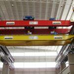 Eighteen ABUS Crane Systems