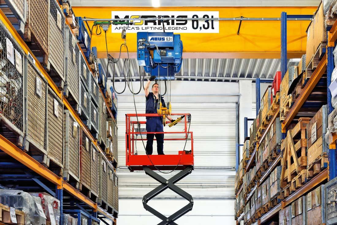 ABUS Electric Chain Hoist