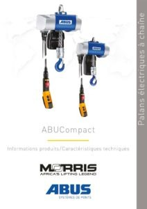 thumbnail of ABUS Chain Hoist French